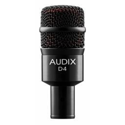 AUDIX D4 Microfono dinamico para Bateria / Instrumentos