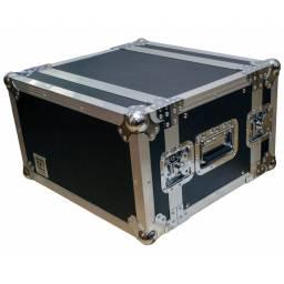 Rack Case 6u para equalizadores y procesos