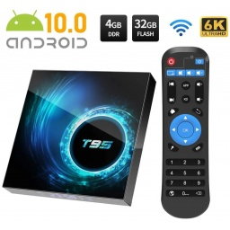 TV BOX 4GB DDRIII / 32G ANDROID 10.0 - Ultimo Modelo T95