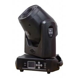 Cabeza Movil LED LS-100W Con Prisma Trifacetico GCM Pro Line