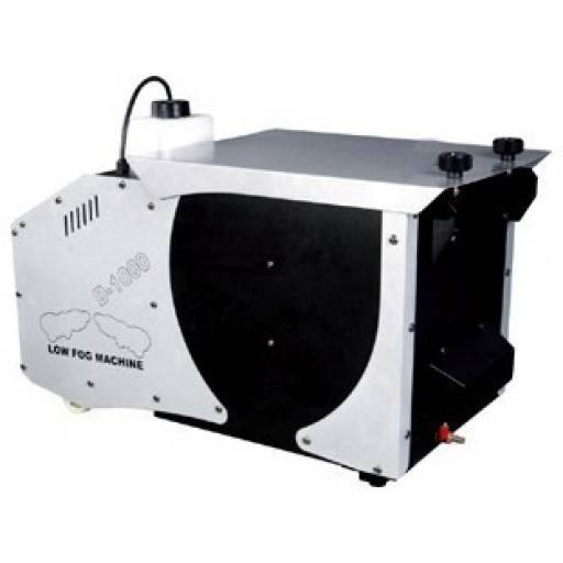 Low Fog Machine Maquina Humo Bajo Control Inalambrico Fog-Low SI013 GcmPro
