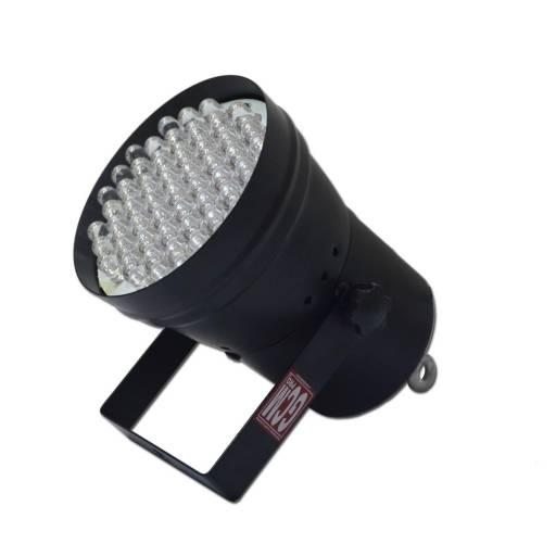Tacho Par 36 LED RGB 7 Canales DMX 6W de Potencia Articulo NUEVO