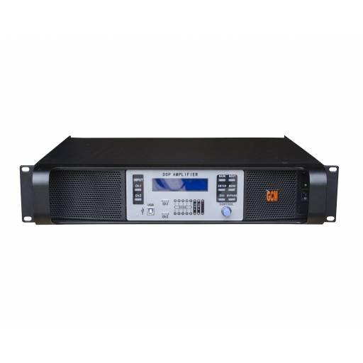 Potencia Digital GCM-PRO con DSP integrado - GP-14DSP - 14000W Estereo