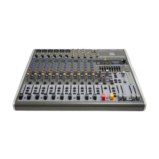 Consola / Mixer 10 canales + In / Out USB - X1832USB GCM Pro Line