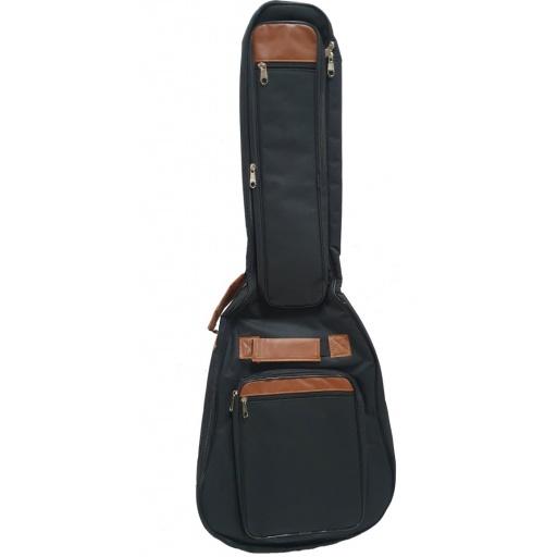 Funda para Guitarra Eléctrica con protección y bolsillos