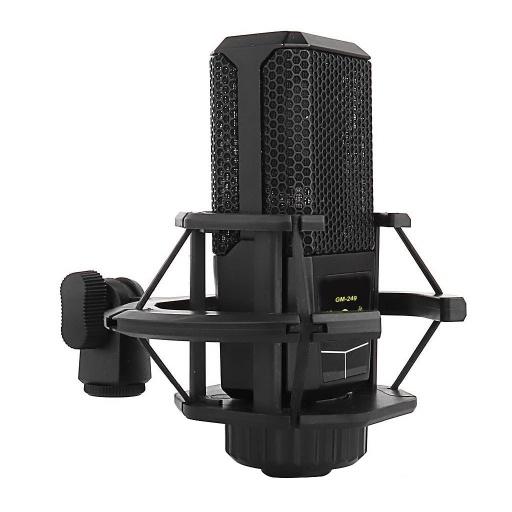 Microfono para Estudio Condensador ideal grabaciones GM-249