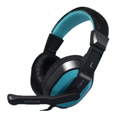 Auricular / Auriculares Gamer con microfono S8811