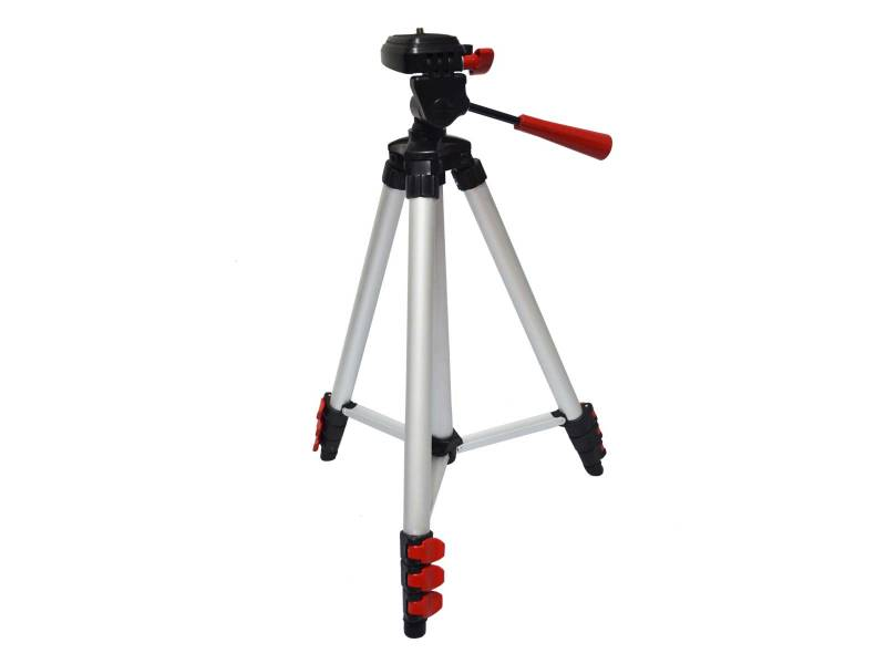 Tripode En Aluminio Cámara Digital Filmadora 3 Niveles 1.3m