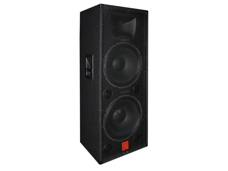 Caja Acústica Pasiva 2x15 400w Reales Gcm Pro 37215P
