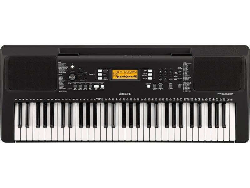 Teclado Organo Yamaha PSR-E363 61 Teclas