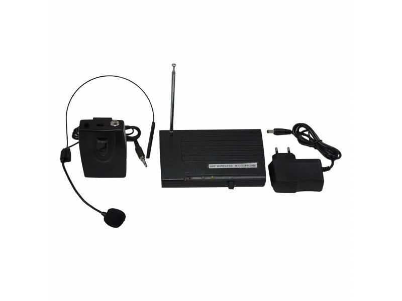 Microfono de Vincha Inalambrico GH-200 HP GCM pro