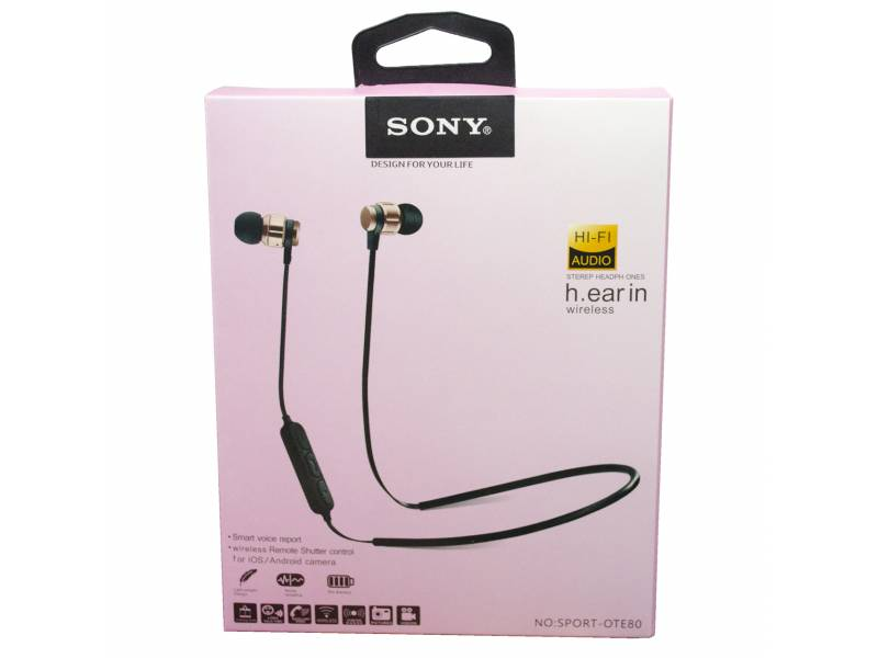 Auriculares Sony Sport OTE80