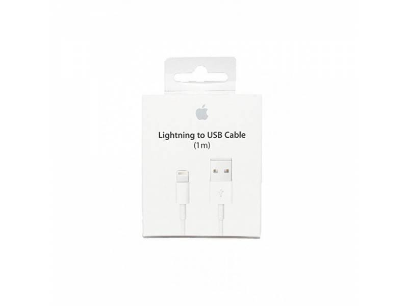 Cable Lightning USB para iPhone y iPad