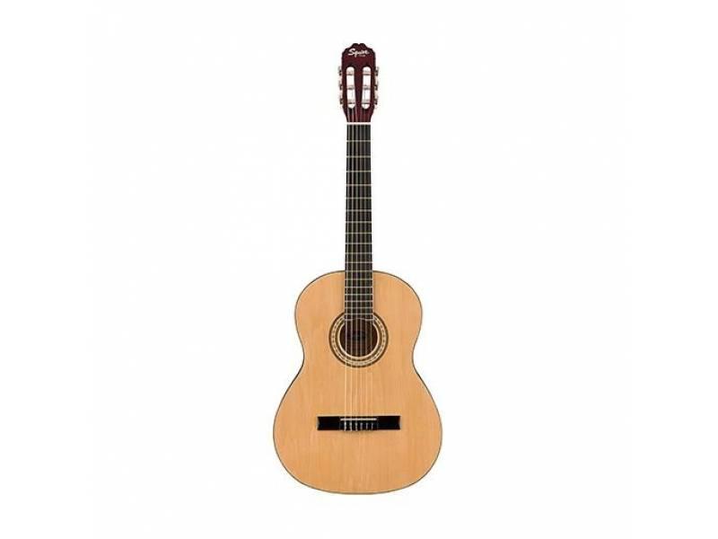 Guitarra Clasica Fender SA-150Nat Natural