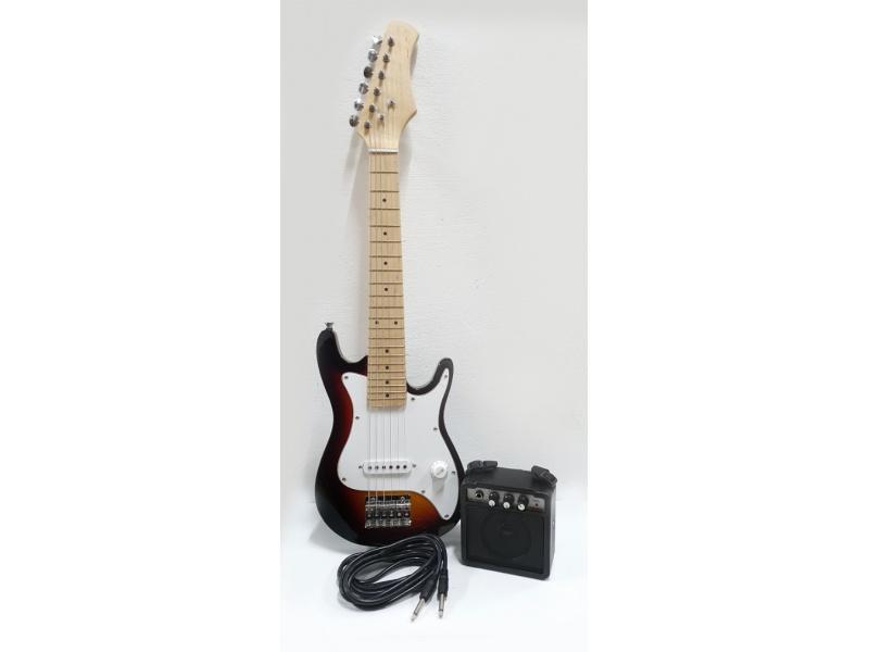 Guitarra Eléctrica para Niños con Amplificador kit completo