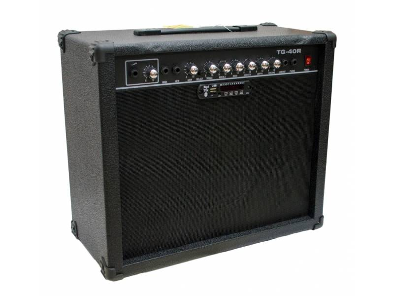 Amplificador Multifuncion Guitarra / Mic / USB Fever FV-40USB