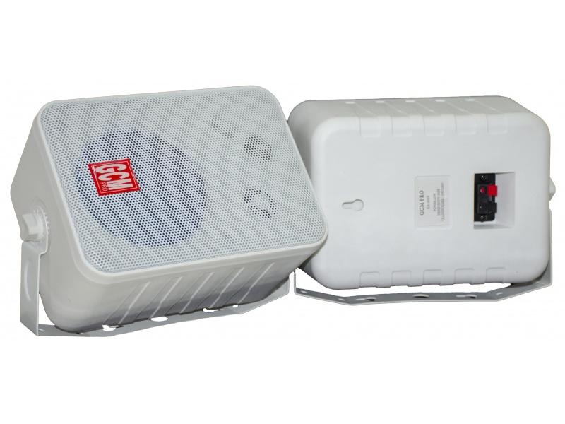 Bafles G-406B Musica Funcional Blancos (PAR) 40w Gcm Pro