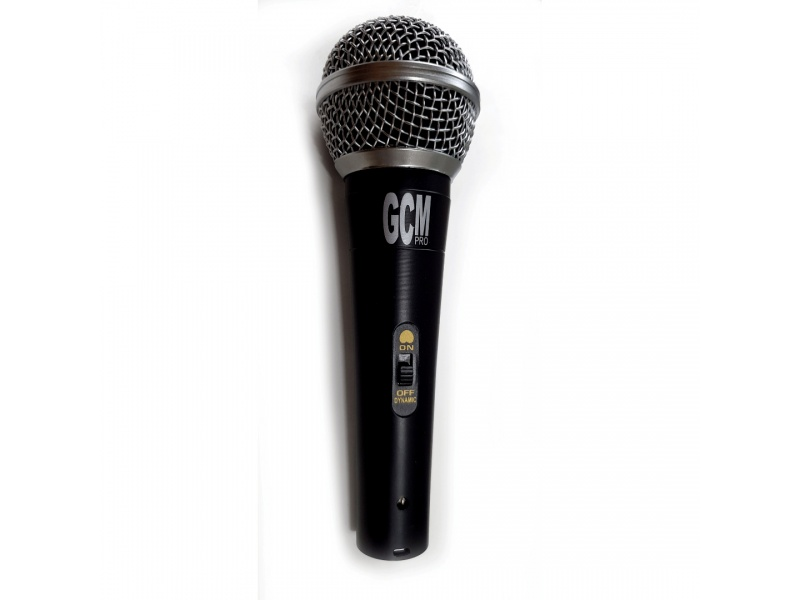 Micrófono dinámico-cardioide GM-58A Excelente Calidad